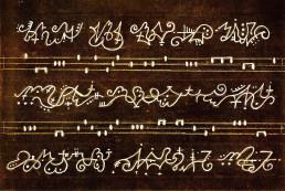 Asemic Writing by Kimm Kiriako