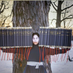Times Gravity by Meryl McMaster
